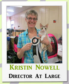 Kristin Nowell Director At Large