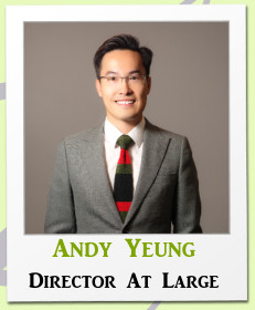 Andy Yeung Director At Large